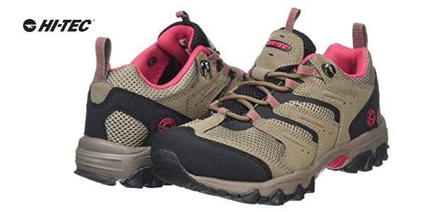Zapatillas de senderismo Hi-Tec Acacia Ii Womens para mujer baratas en Amazon