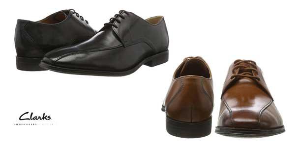 Zapatos de vestir Clarks Gilman Mode Derby para hombre baratos en Amazon Moda