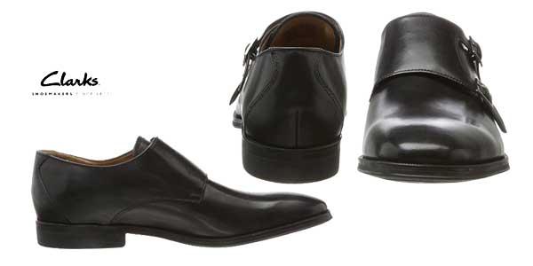 Zapatos Clarks Gilman Step para hombre chollo en Amazon Moda