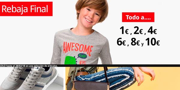 Moda para todos con descuento en Carrefour Online