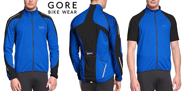 Chaqueta ciclista 3 en 1 Gore Windstopper Soft Shell Phantom 2.0 para hombre barata