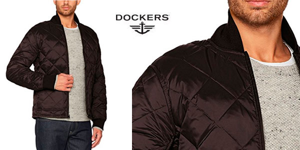 Chaqueta Dockers Jacket Quilted Down para hombre