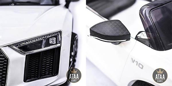 Coche eléctrico infantil Audi barato