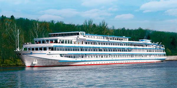 crucero por el Volga Rusia oferta febrero 2018