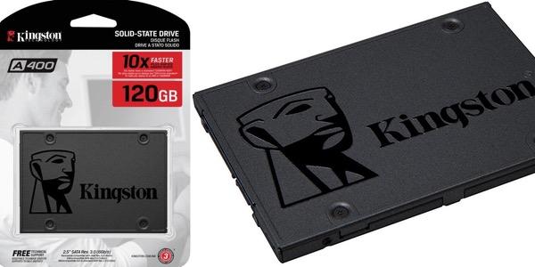 Disco Kingston SSDNow 120 gb barato