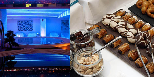fin de semana en Zaragoza hotel con spa a precio brutal