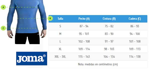 Pack multicolor de 3 camisetas Joma para hombre chollazo en eBay