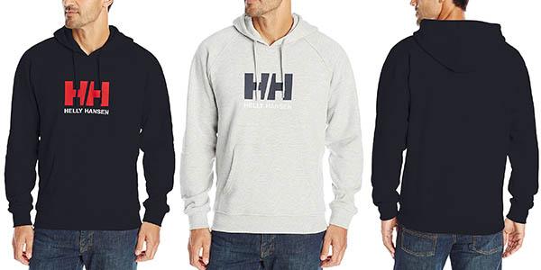 Helly Hansen HH Logo Hoodie sudadera con capucha para hombre barata