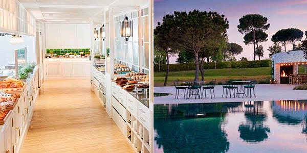 hotel en la Costa Brava con media pensión y spa a precio brutal