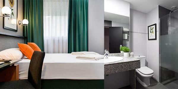 hotel Malcom Barret Valencia relación calidad-precio