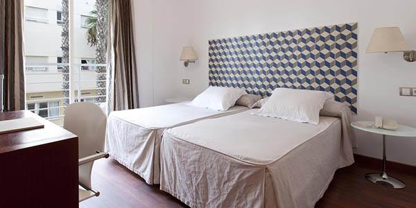hotel Miramar Valencia relación calidad-precio estupenda