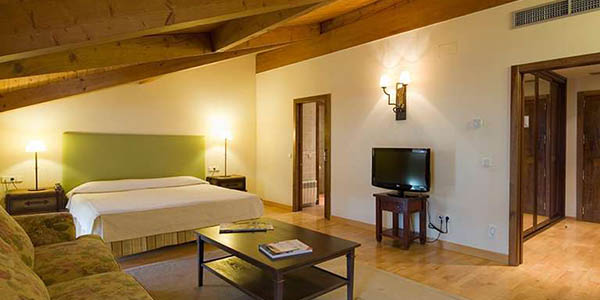 hotel Sercotel Villa Laguardia oferta