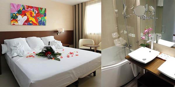 hotel spa Ciudad Zaragoza oferta