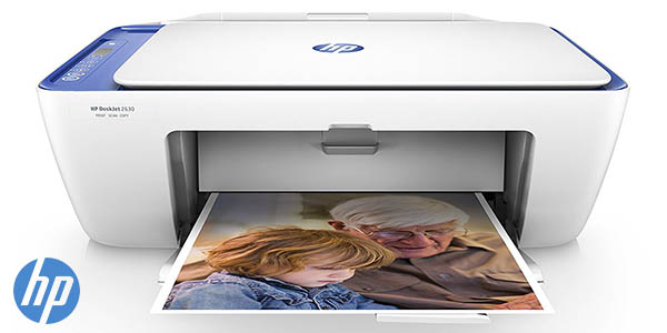 Impresora multifunción Wi-Fi HP Deskjet 2630