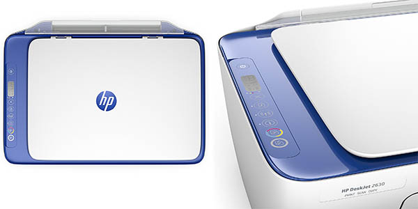 Impresora multifunción de tinta HP Deskjet 2630 WiFi