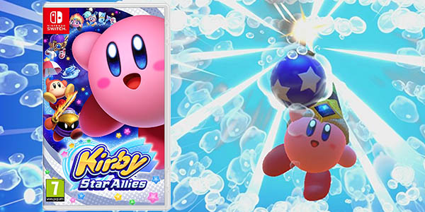 Kirby Star Allies para Nintendo Switch