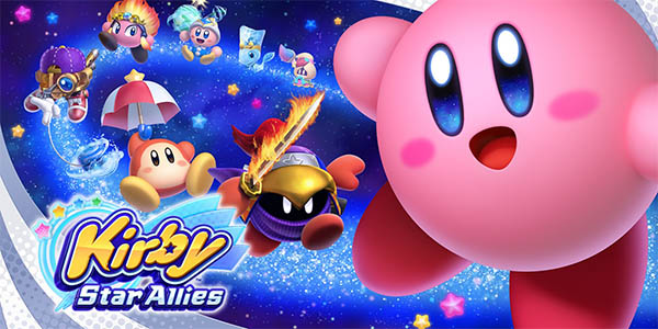 Kirby Star Allies para Nintendo Switch barato