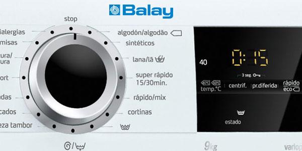 Lavadora Balay 3TS60107 de 6 Kg y 1000 rpm en oferta