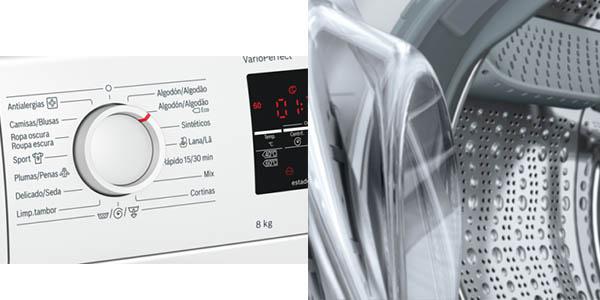 lavadora clase A+++ Bosch WAT20479ES relación calidad-precio brutal
