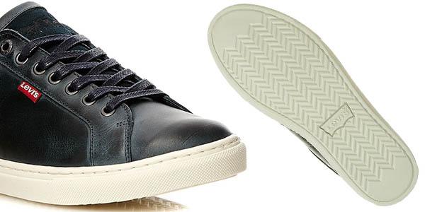 Levi's Perris Derby zapatillas casuales para hombre chollo