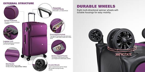 maletas diferentes tamaños WindTook con genial relación calidad-precio