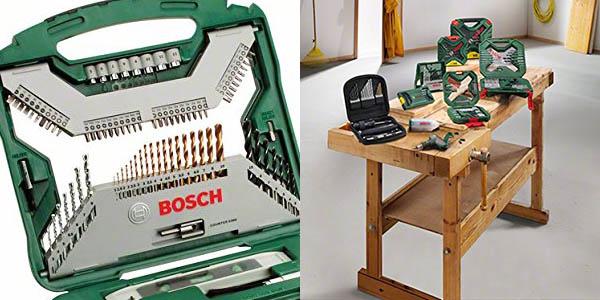 Maletín Bosch X-Line Titanio barato