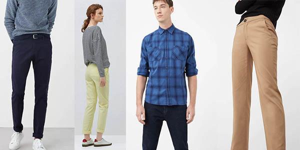 Camisas Blusas Y Pantalones Por 5 En Mango Outlet Solo Online