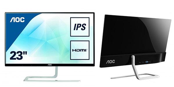 Monitor AOC I2381FH de 23 pulgadas FHD en oferta