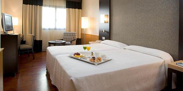 HN Ciudad Valencia hotel oferta Fallas