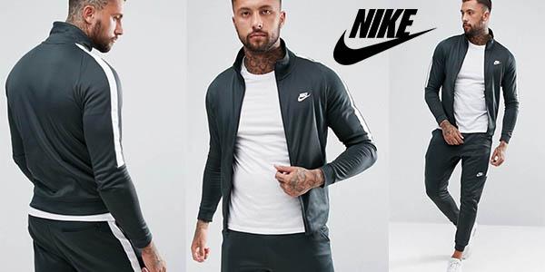 Nike Tribute chaqueta chándal deporte para hombre oferta