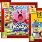 3x2 en juegos de Nintendo 3DS Selects