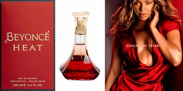 Perfume Beyoncé Heaten vaporizador de 100 ml para mujer rebajado
