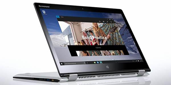 Lenovo Yoga 3-14 con pantalla táctil