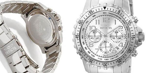 reloj Invicta 6620 analógico cristal seguridad precio brutal