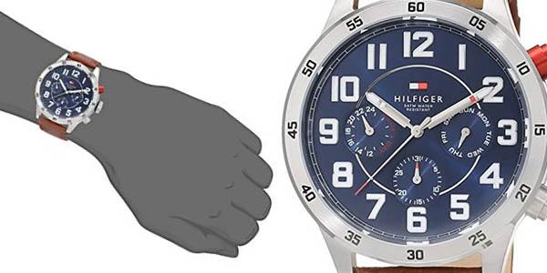 reloj pulsera analógico elegante Tommy Hilfiger Trent chollo