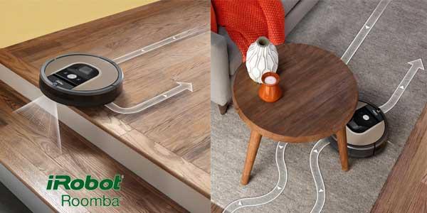 Robot aspirador Roomba 965 oferta en eBay