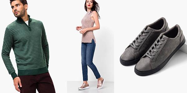 ropa para hombre y mujer e infantil con grandes descuentos en Carrefour Moda