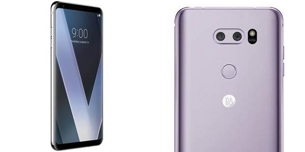 LG V30 Plus de 6'' en varios colores