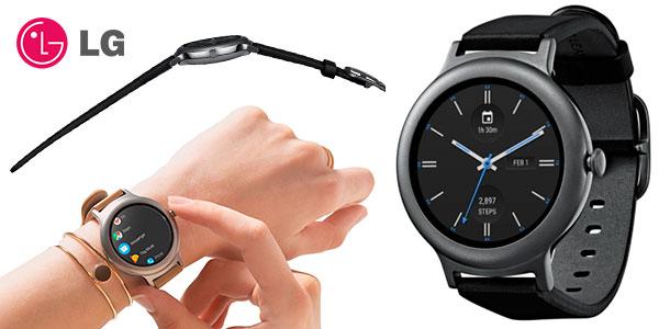 Smartwatch LG Watch Style a muy buen precio