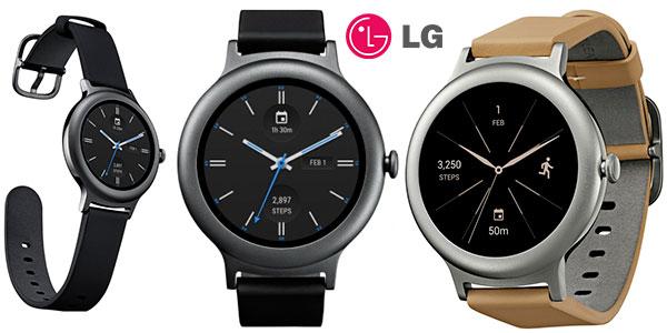 Smartwatch LG Watch Style W270 al mejor precio