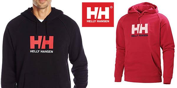 sudadera Helly Hansen afelpada con capucha relación calidad-precio brutal
