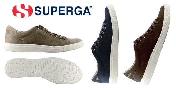 Superga Low Cut Sneakers City Unisex zapatillas casuales oferta