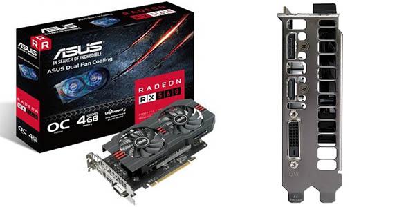 Asus Radeon Strix RX560-O4G 4GB GDDR5 en eBay