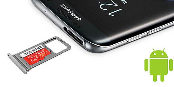 Samsung EVO Plus de 256 GB en Amazon
