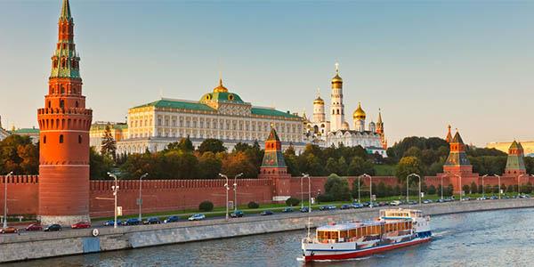 vacaciones en Rusia con itinerario organizado a precio brutal