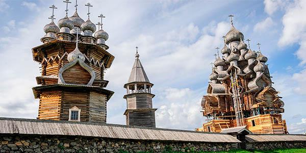 viaje organizado en crucero por Rusia con genial relación calidad-precio