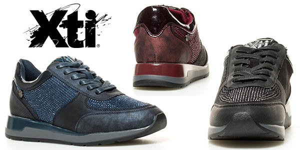 Xti Nara zapatillas para mujer oferta
