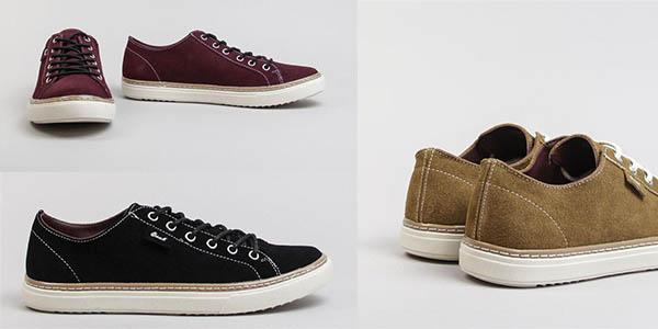 zapatillas casuales para hombre Coolway Dalton suela plana a precio brutal