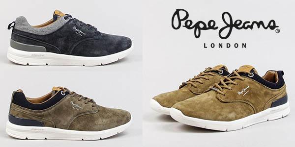 zapatillas Pepe Jeans Jayden casuales para hombre baratas