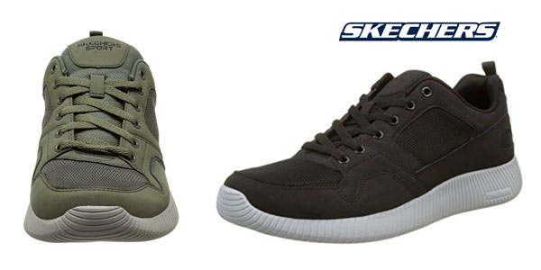 Zapatillas Skechers Depth Charge Eaddy baratas en Amazon